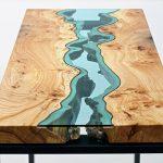 שולחן הנהר